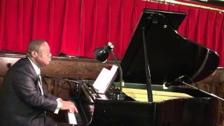 Chris Fleischer, Piano- Love Divine All Loves Excelling(Tune- Blaenwern)