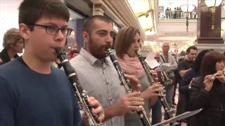 Flashmob El Bolero de Ravel