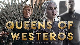 Скачать Game Of Thrones Queens Of Westeros SophieStudios