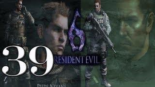Resident Evil 6 detonado PC Campanha Chris Cap. 3 Perseguindo Ada - 6 vamos jogar gameplay