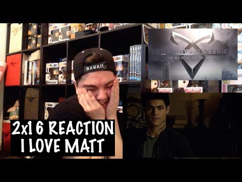 SHADOWHUNTERS - 2x16 'DAY OF ATONEMENT' REACTION