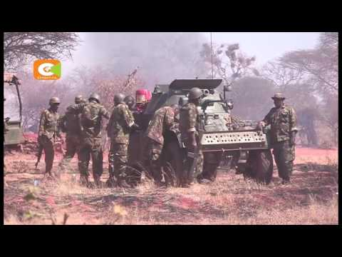 5 KDF soldiers killed in Somalia attack