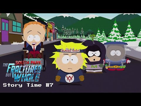 South Park: The Fractured But Whole Story Time #7 Racial Profiling