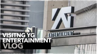 Tour Of The Yg Amp Sm Entertainment Building