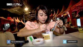 Menikmati Ice Cream Korea dan Rice Box Ala Dian Istana Family Days Out