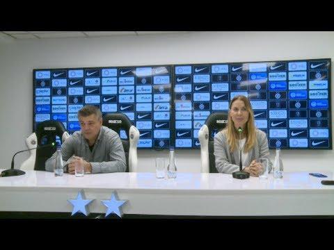 Konferencija Za Medije Pred 1/8 Finala Kupa Srbije FK Partizan - FK Spartak