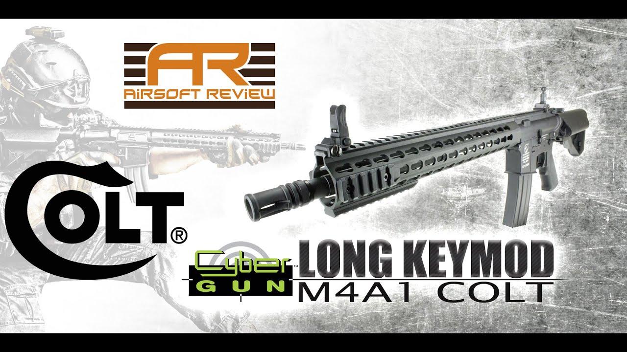 d16e3a71a Colt M4 KeyMod 13