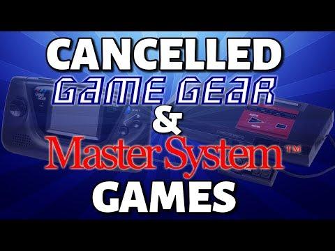 10 Cancelled Sega Game Gear & Master System Games