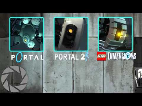 Portal - All GLaDOS Songs