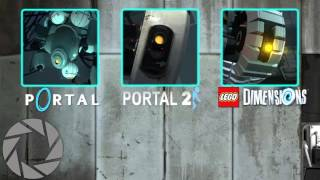 Repeat youtube video Portal - All GLaDOS Songs