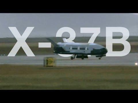 Boeing X-37B Orbital Test Vehicle