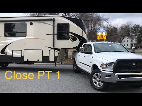2018 RAM 6 Foot Bed - Close PT 1 - Towing With a Short Bed Truck