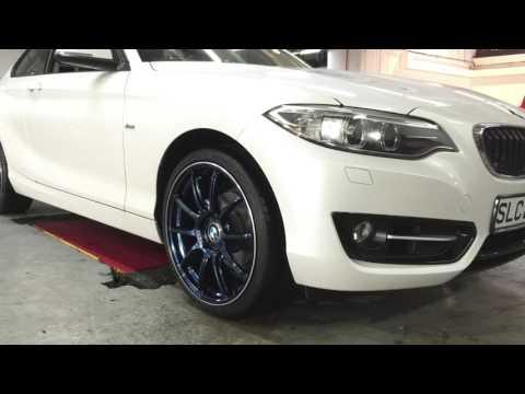 Yokohama RZ2 On BMW 2Series (Feat. ADVAN SPORT V105)