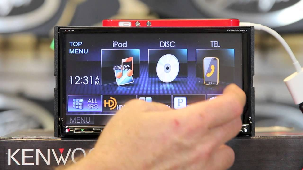 Best Iphone Car Stereo