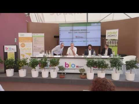 Organic Week - Day 3: The future of agriculture - Organic 3.0 - 5 september 2015