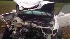 Three injured in Yorktown car accident
