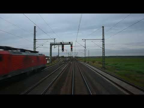 Führerstandsmitfahrt: (Braunschweig) Groß Gleidingen - Lehrte - Lüneburg (1/6)