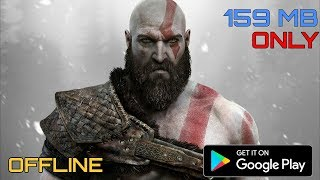 God Of War Like Game  for android with hd graphics Offline In 159 MB only