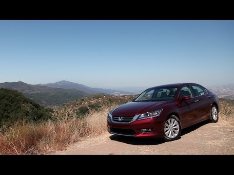 2013 Honda Accord Review - The new Accord is good, and it knows it