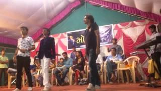 Live Garba Program || Nitin Barot || Naresh Mudethiya || Morlo Group Patan || Sh