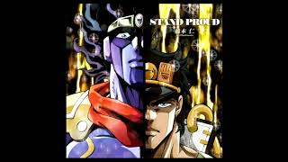 JOJO: STARDUST CRUSADERS OPENING 3 FULL COVER - STAND PROUD - BrokeN Version