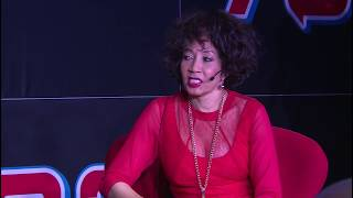In a townhall discussion with 702 presenter Karima Brown, ANC presidential candidate Lindiwe Sisulu spoke about why she is running to become the leader of the party.