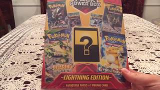 Opening Another 6 Pack Power Box!