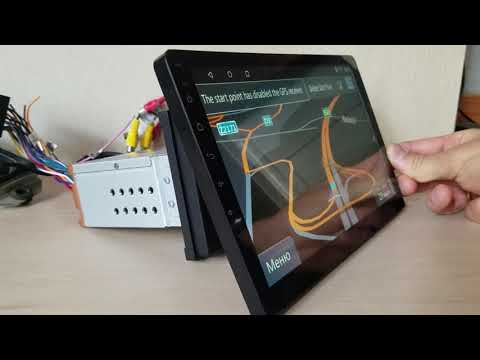 1din Pioneer Pi 1007 10 дюймов. Android 7.1.1. (Китай) Обзор Pi807, 707, 803, 1007, 903, 7023