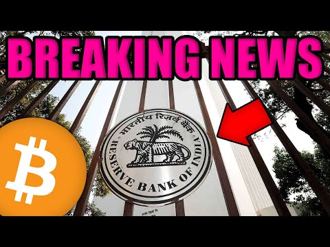 Uh Oh! Bitcoin Price Dropping as Major Central Bank DROPS BOMBSHELL on Supreme Court's Crypto Ruling