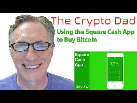 Using The Square Cash App To Buy Bitcoin