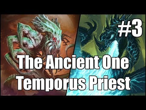[Hearthstone] The Ancient One Temporus Priest (Part 3)