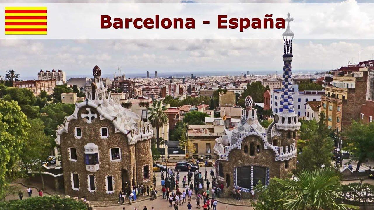 barcelona espa a un recorrido tur stico youtube