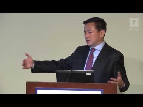 """FAN Gang: """"Prospects For Economic Reform And Development In China"""""""