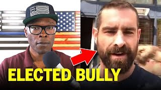 Democrat Brian Sims BULLIES Planned Parenthood Protesters!
