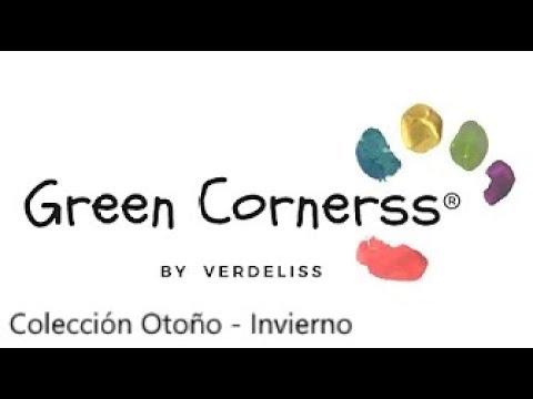 e3e5fd38bb Lanzamiento Green Cornerss Temporada Otoño-Invierno 2018 By ...