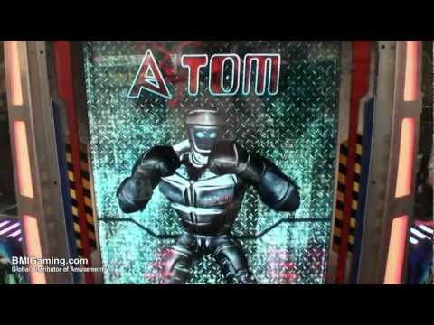 Real Steel - Robotic Boxing Videmption Arcade Game - BMIGaming.com - ICE