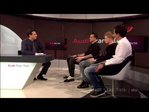 Audi Star Talk - Die komplette Sendung aus Wolfsburg (Gäste u.a. Kevin de Bruyne)