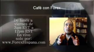 Forex con Café del 6 de Marzo del 2017