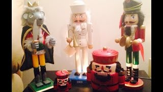 Limited Edition Scentsy Nutcracker 2014- Unboxing