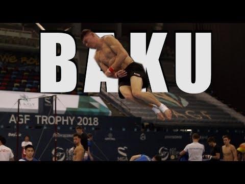 BAKU GYMNASTICS WORLD CUP [PART 1]