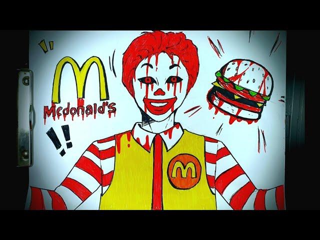 Kisah Sedih Dibalik Kesuksesan McDonald || DRAWSTORY