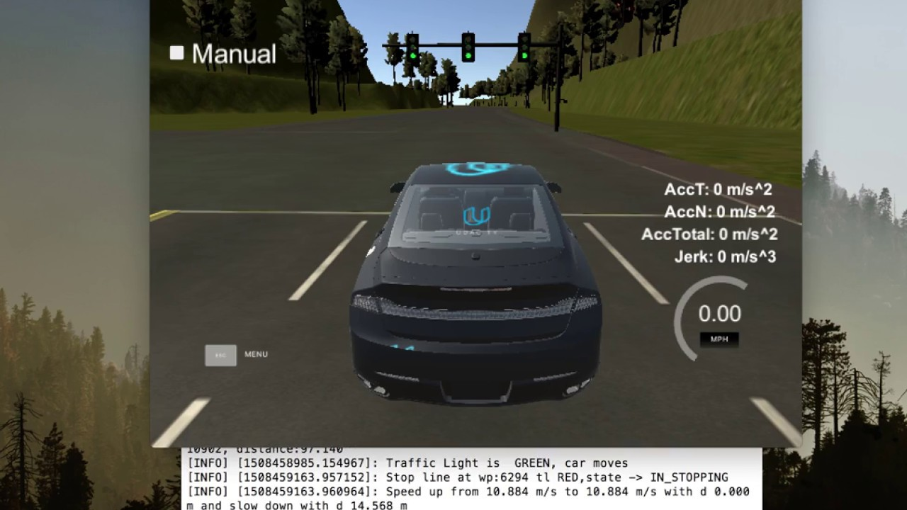 Udacity CarND Capstone Project (simulator)