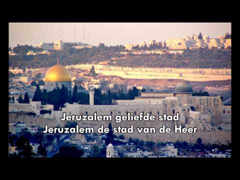 Opwekking 744 Vrede voor Jeruzalem