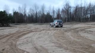 Fenomen napędu 4X4 Suzuki GV I 2 0 HDI