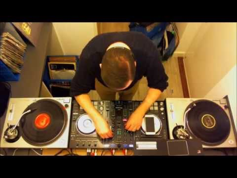 Drum and Bass Vinyl Mix - Free Download