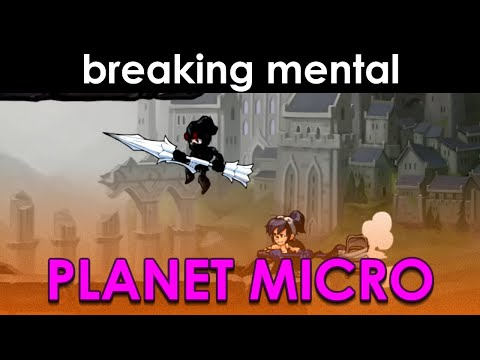 Breaking Mental: Planet Micro #0