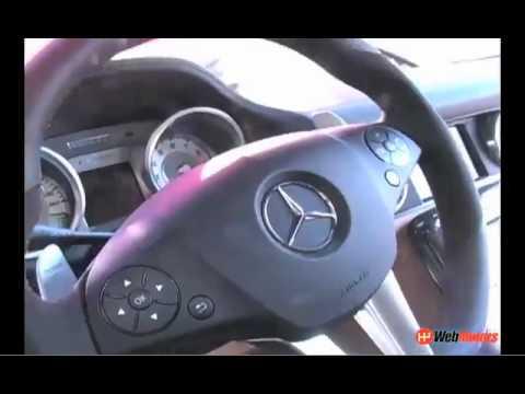 Andamos com o Mercedes-Benz SLS AMG no autódromo de Interlagos