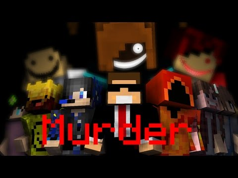 [Minecraft Animation] Murder| Read Descriptions Before Playing