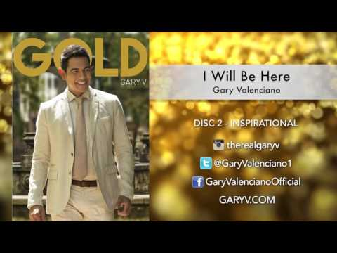Gary Valenciano Gold Album - I Will Be Here