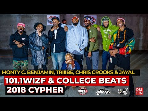 1011 WIZF & @CollegeBeats Presents: 2018 CYPHER W @DJJDough, EP17